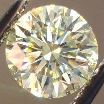 Moissanita Redonda 1.1ct 6,7mm Mas Brillante Que El Diamante