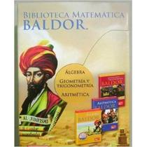 Biblioteca Matematicas De Baldor