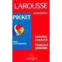 Larousse Diccionario Pocket Español-frances Franca - Sin Aut