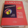 Diccionario Español-ingles English-spanish Larousse