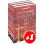 Diccionario Jurídico General 3 Vols. Original