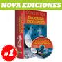 Consultor Diccionario Enciclopédico 1 Tomo + Cd Rom
