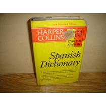 Diccionario Grande Español-inglés Inglés-español, Harper C.