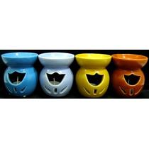 Difusores Varios Modelos Ceramica Incluye Una Tealight Vela