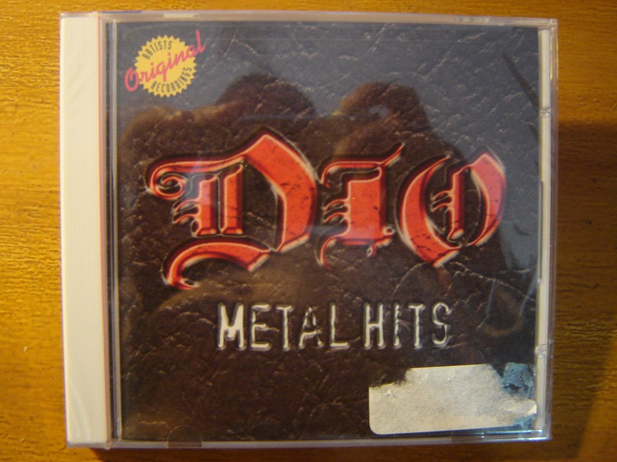 Dio Metal Hits Loading Zoom Dio-metal Hits