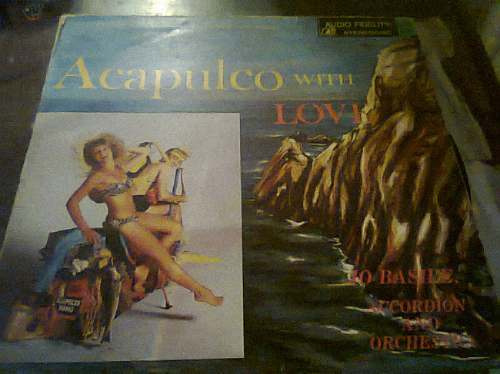 Disco Acetato De Acapulco With Love