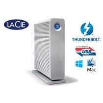 Lacie D2 3tb Thunderbolt Usb3.0 Disco Duro Sobremesa Mac Mn4