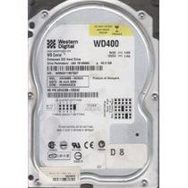 Disco Duro Pc 40gb Ide Wd400 Western Digital 3.5 Dañado