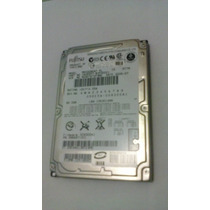 Disco Duro 80 Gb S Ata 2.5 Fujitsu Mhv2080at Pl Hard Disk