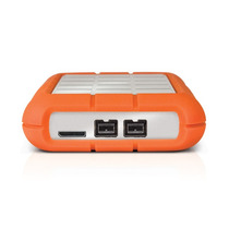 Disco Duro Lacie Rugged Triple Entrada 2-fw800 1tb Usb 3 Op4