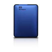 Disco Duro Portatil Wd My Passport 1tb Usb 3.0 Blue