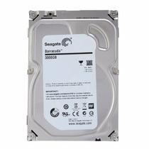 Seagate Disco Duro 3tb 7200rpm Sata-3 64mb Cache St3000dm001