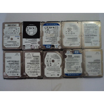 Disco Duro Sata Laptop 160gb Samsung Wd Seagate Hitachi