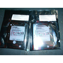 Disco Duro Interno Toshiba 500gb Sata Para Laptop 5400rpm
