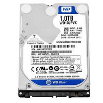 Disco Duro Wd 2.5 1tb 6gb 8mb 5400 Rpm 9.5mm Sata3 Blue +b+