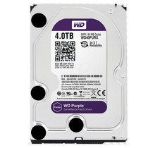 Disco Duro 4tb Wd Purple 3.5 6gb S 64mb Sata3 480hrs +c+