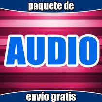 Recursos Gráficos Pack Efectos De Sonido Y Audio De Fondo