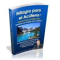 Milagro Para El Acúfeno, Thomas Coleman Ebook