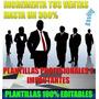 Plantillas Para Vender En Mercado Libre Diseños Profesional