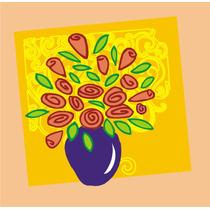 Vector De Flores Vectores Decorativos Vectores Florales Flor