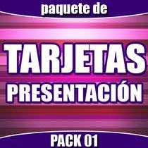Paquete De Tarjetas De Presentación Editable En Photoshop