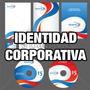Super Coleccion Kit Identidad Corporativa Vectores +regalos