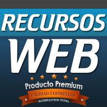 Enorme Paquete Recursos Diseño Web, Joomla, Photoshop Y Mas