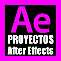 Proyectos De After Effects Profesionales 70gb Evento Social