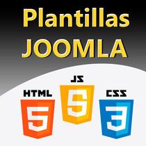 Plantillas Web Para Joomla Y Wordpress Actualizadas 2016