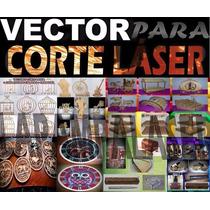 Vectores Corte Laser-combo Todos Los Packs + De 4000 Diseños