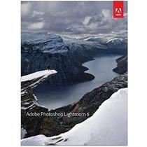 Adobe Photoshop Lightroom 6 - Mac [descargar]