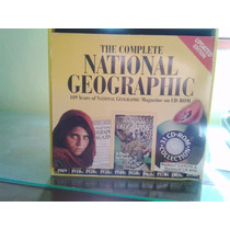 109 Años De La Revista National Geographic En Cd Rom
