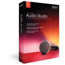 Software Edicion Grabacion Sony Sound Forge Audio Studio