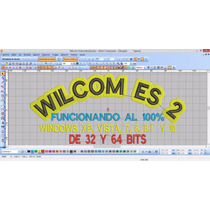 Wilcom Es2+ponchados+videos+instalacion Tajima Brother Swf
