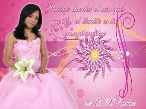 Diseños Photoshop Png 15 Años Imagui