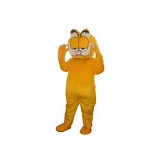 Botarga Traje Disfraz Garfield Tamaño Adulto Vv4