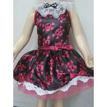 Disfraz Inspirado En Draculaura Sweet 1600 Monster High!!