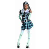 Disfraz Original Monster High Frankie Stein Importado Usa