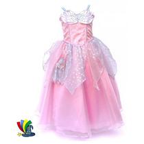 Disfraz Vestido Barbie Lago De Los Cisnes