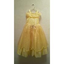 Vestido De Noche De Gala Para Niña 5-6 Años