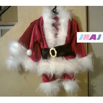 Disfraz De Santa Claus Nuevo