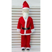 Disfraz Santa Claus Niño Niñas Disfraces Pastorelas Navidad