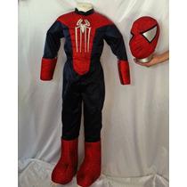Spiderman Disfraz Tipo Spiderman Hombre Araña Negro