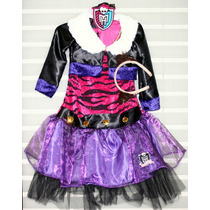 Monster High Disfraz De Clawdeen Wolf Original Talla 8