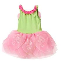Disfraz Vestido De Hada Rosa Gymboree Niña Talla 2/3 Años