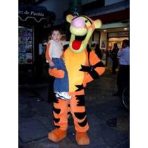 Botarga De Tiger Usada