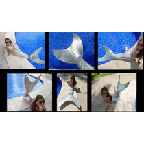 Swimtail Little Mermaids Colas De Sirena Para Nadar Efectivo