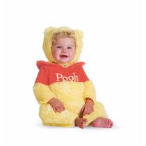Disfraz Disney Oso Winnie Pooh Niño Bebe Talla 12 18 Meses