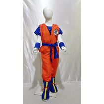 Disfraz Tipo Dragon Ball Goku