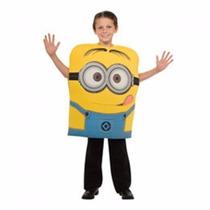 Disfraz De Minión Para Niño. Mi Villano Favorito.